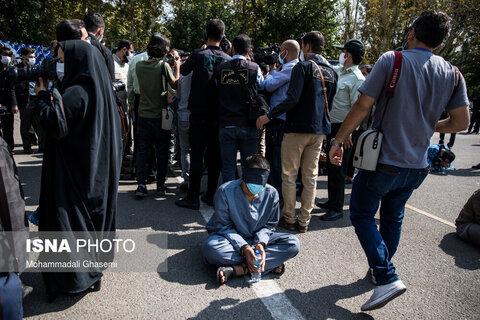 بازداشت ۳۸۹ نفر اوباش از ۱۲۵ محله پایتخت