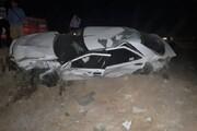 افزایش کشتههای تصادف محور دهدشت - سوق به پنج نفر