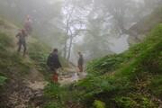 جستجوی همهجانبه برای یافتن جوان گمشده در پارک جنگلی کردکوی