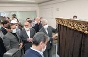 واحد بخار نیروگاه ارومیه با حضور وزیر نیرو افتتاح شد