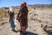 ساکنان روستاهای خاش منتظرند | از لب تشنه بگوییم یا غم نان!