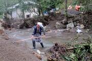 تصاویر | تلاش سیلزدگان تالش برای بازگشتن به زندگی عادی