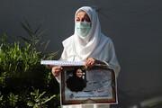 تصویر | آیین تشییع پیکر شهید مدافع سلامت در بوشهر