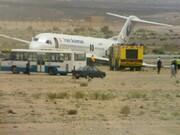 فرود اضطراری پرواز چابهار - مشهد در فرودگاه زاهدان