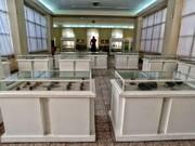 آرامش در موزه ملی ایران