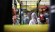 جنجال مدلهای دختر ایرانی در یک نمایشگاه ورزشی تهران | وزارت ورزش: حرمت این ماه رعایت نشد