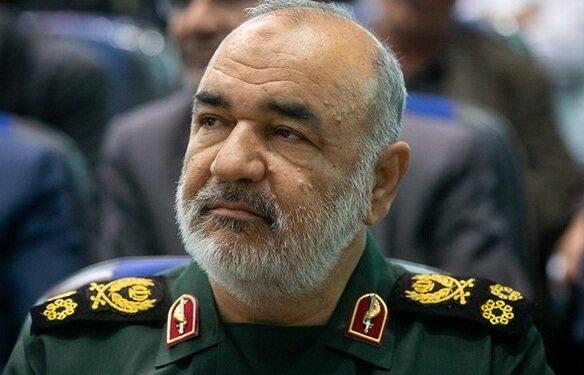 سرلشکر حسین سلامی - فرمانده کل سپاه پاسداران