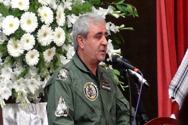امیر سرتیپ خلبان آزاده محمدصدیق قادری