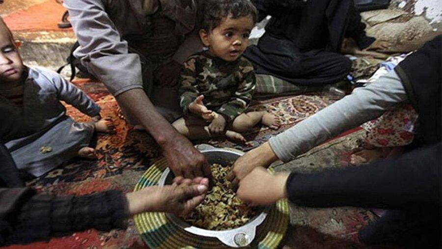 فقر-سوءتغذيه