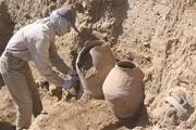 دستگیری حفاران غیرمجاز آثار تاریخی در ایوان