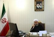 جزئیات گفتوگوی تلفنی روحانی با نخست وزیر ارمنستان درباره درگیری با آذربایجان