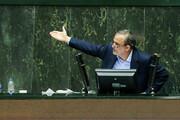 وزیر صمت درباره واردات بیرویه کالا نمایندگان را قانع نکرد | رزمحسینی از مجلس کارت زرد گرفت