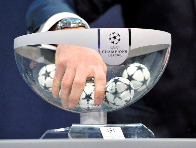 قرعهکشی لیگ قهرمانان اروپا