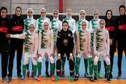 سایه سنگین فوتسال بر سر فوتبال بانوان مشهد