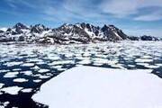 گرینلند عرق میریزد