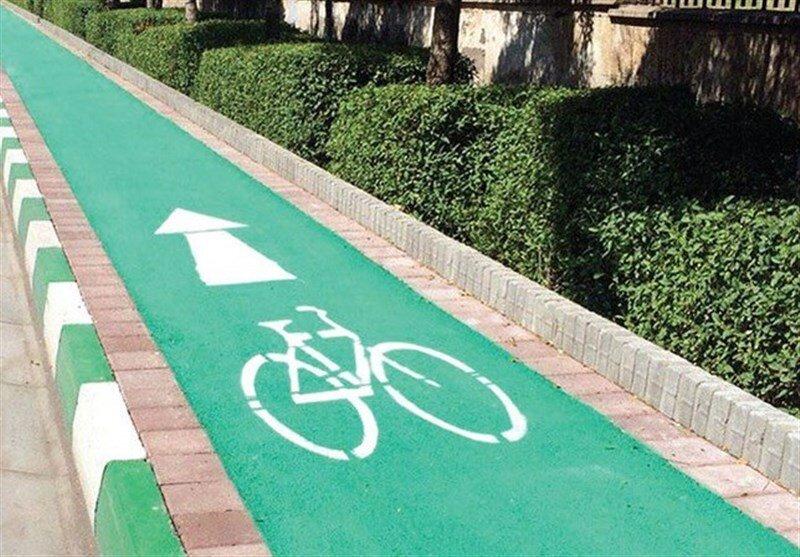 مسیر ویژه برای دوچرخه