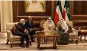 ظریف به کویت رفت | جزئیات و اهداف سفر