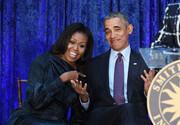 عکس | هدیه متفاوت میشل اوباما به همسرش برای کریسمس