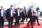 اعلام مصوبههای مهم اقتصادی جلسه جهانگیری در گمرک جنوب