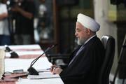 مخالفت با استیضاح روحانی با استناد به یک نامه رهبر انقلاب