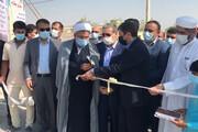 افتتاح جاده گردشگری ساحلی بنود در عسلویه