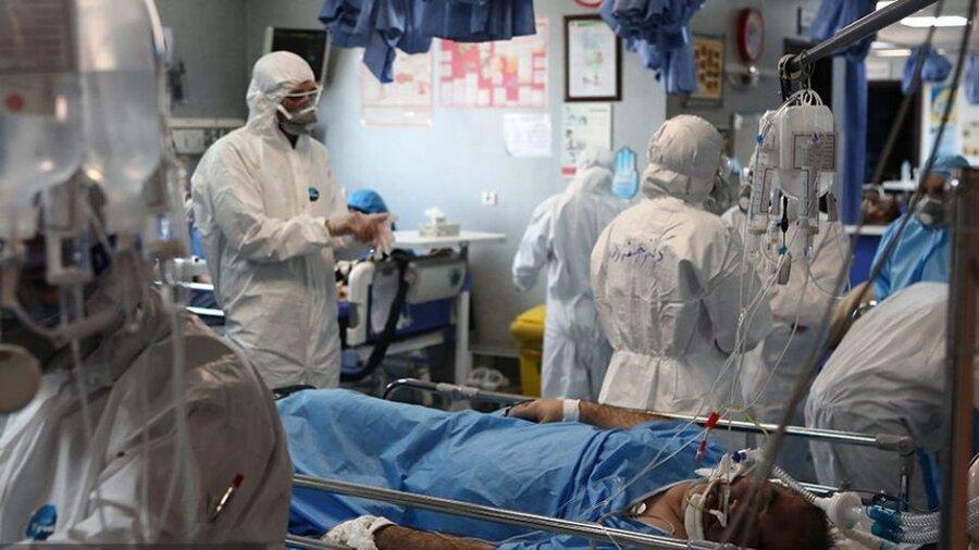 بیمارستان مسیح دانشوری - کرونا