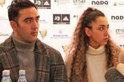 شکست سنگین و حذف کیمیا علیزاده در تیم پناهندگان اروپا