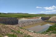 رفع مشکل آب ۴۰ روستای بشاگرد با سازه آبخیزداری کاهکن