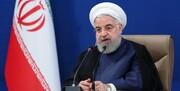 ویدئو | گلایه روحانی از مجلس | آقایان فروش نفت را کم کردند پولش را زیاد! عجب چشم بندی عجیبی!