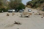 انفجار در کوه محمودیه شیراز خسارت جدی نداشت