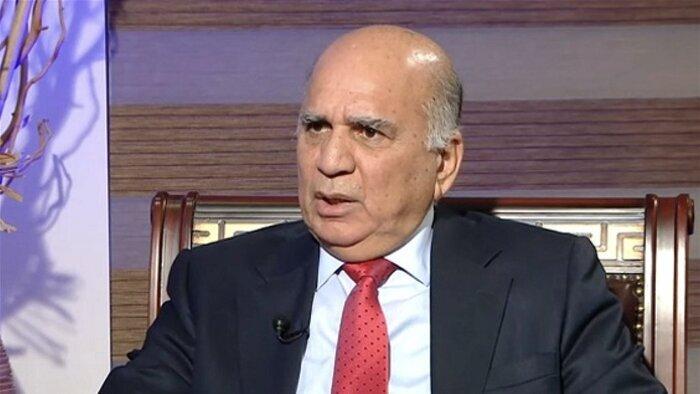 فؤاد حسینوزیر خارجه عراق