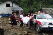 رانش زمین در طالقان ۲۲ خانواده را در راه گذاشت
