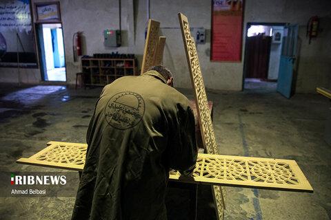 اشتغال زندان قزلحصار