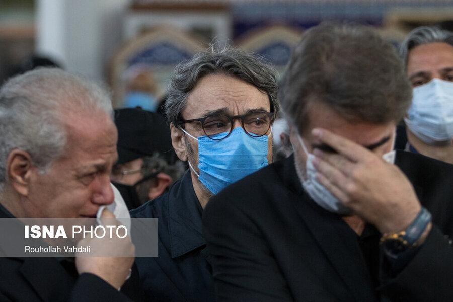 محمدرضا نوربخش، حسین علیزاده و داریوش پیرنیکان