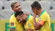 ویدیو | انتخابی جام جهانی قطر |  برزیل با برد پرگل آغاز کرد