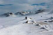 شش کوهنورد در ارتفاعات اشترانکوه گم شدند
