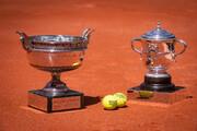 فینال جذاب غولهای تنیس جهان در فرانسه