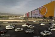 ترافیک در آزادراههای زنجان پرحجم است