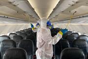 خطر ابتلا به کرونا در هواپیما کمتر از خطر برخورد صاعقه است | روشهایی جلوگیری از شیوع کرونا در پرواز