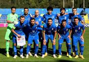 تصاویر | آذربایجان با بازیکن ایرانی شکست خورد | قربانی ۶۰ دقیقه بازی کرد