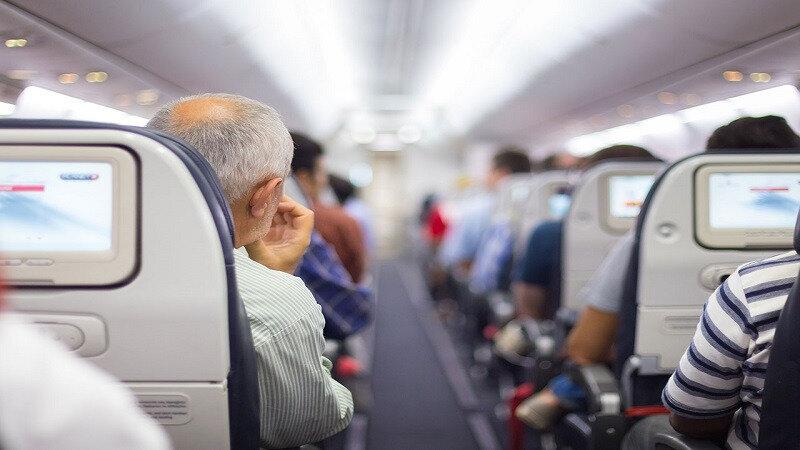 هواپیما - سفر