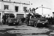 نخستین ایستگاه آتشنشانی در گاراژ حسینی