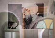 سریال راز ناتمام   رونمایی از گریم شخصیت شهید بهشتی