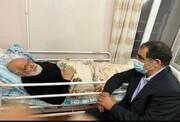 جراحیهای متعدد شیخ اصلاحات | حسین کروبی از عفونت چشم پدرش خبر داد | چه کسی کروبی را جراحی کرد؟