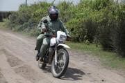 راهاندازی گشت موتوری یگان حفاظت محیط زیست ریگان
