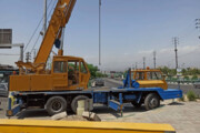 عریض ترین پل موتور رو تهران اینجاست