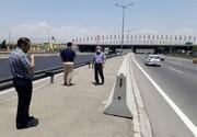 ایمنسازی ۵ بزرگراه جنوب شرق تهران