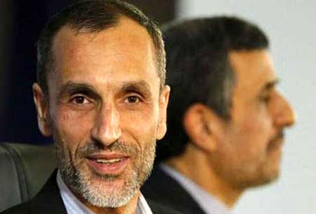 حمید بقایی احمدی نژاد