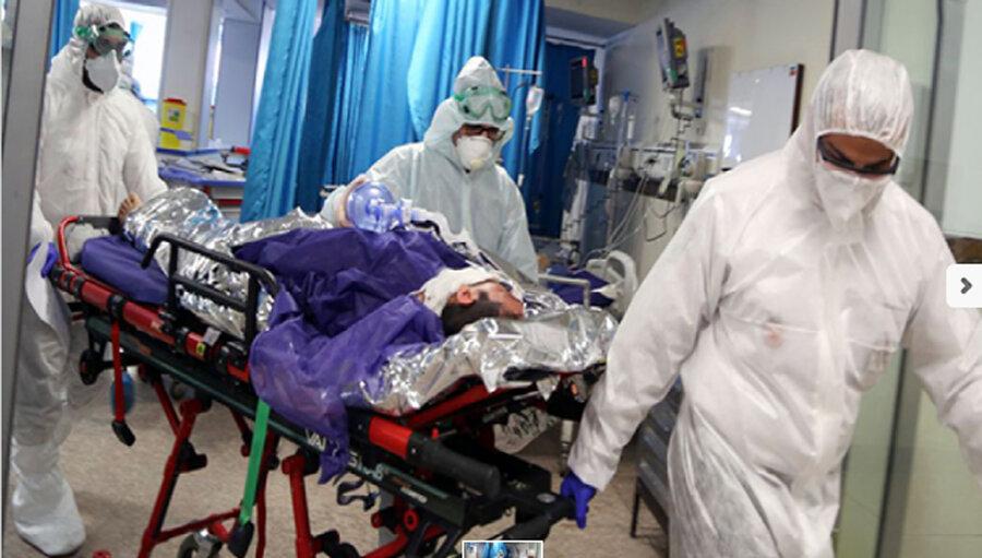 تختهای کرونا پر شدهاند | دائما در حال اضافه کردن تخت جدید هستیم | مصرف  بیسابقه اکسیژن در بیمارستانها - همشهری آنلاین
