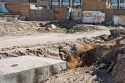 تخریب مسجد «هفت در» پروژه شهرداری منطقه ثامن | تجمع اعتراضی مردم محله نوغان
